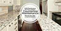 Caring For Your Countertops During Winter