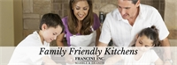 Family Friendly Kitchens