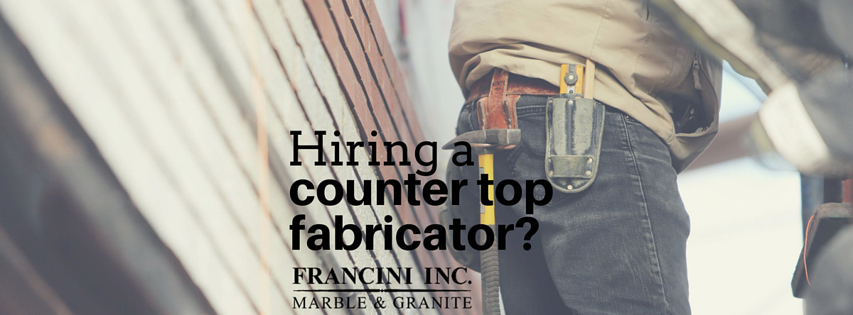 What to Look for When Hiring a Fabricator
