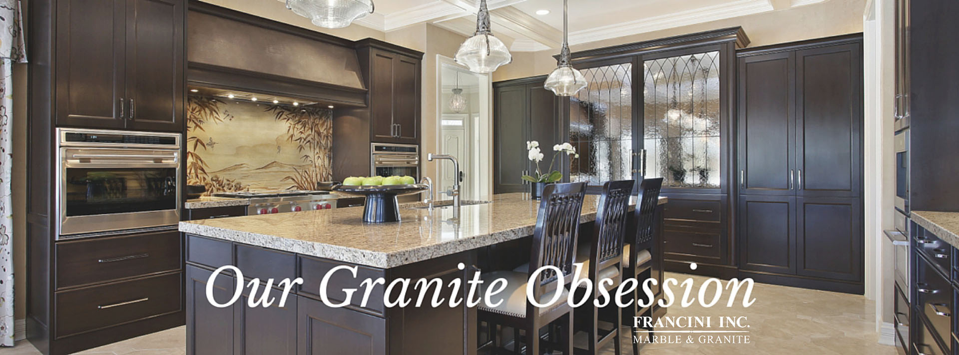 When Did We Become Obsessed With Granite?