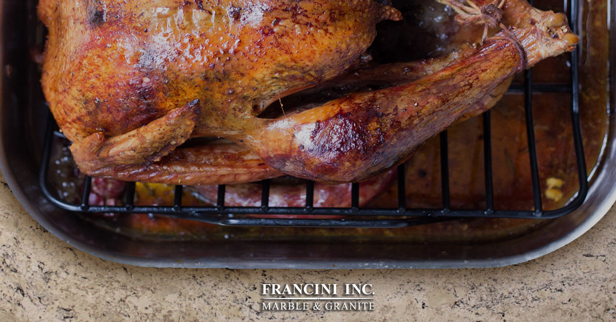Tips to Protect your Granite on Thanksgiving