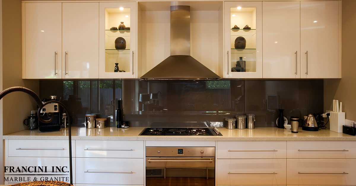 Ordinaire Using Your Quartz Countertop For Backsplash
