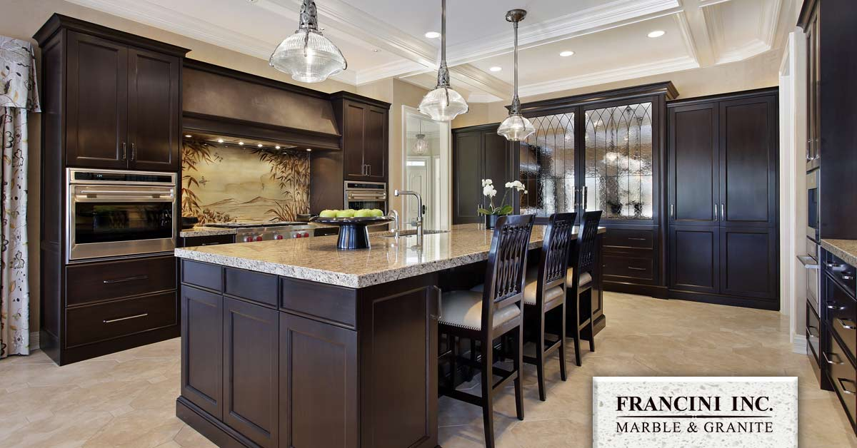 Best Kitchen Layouts for Functionality 2018 | Francini | Granite ...