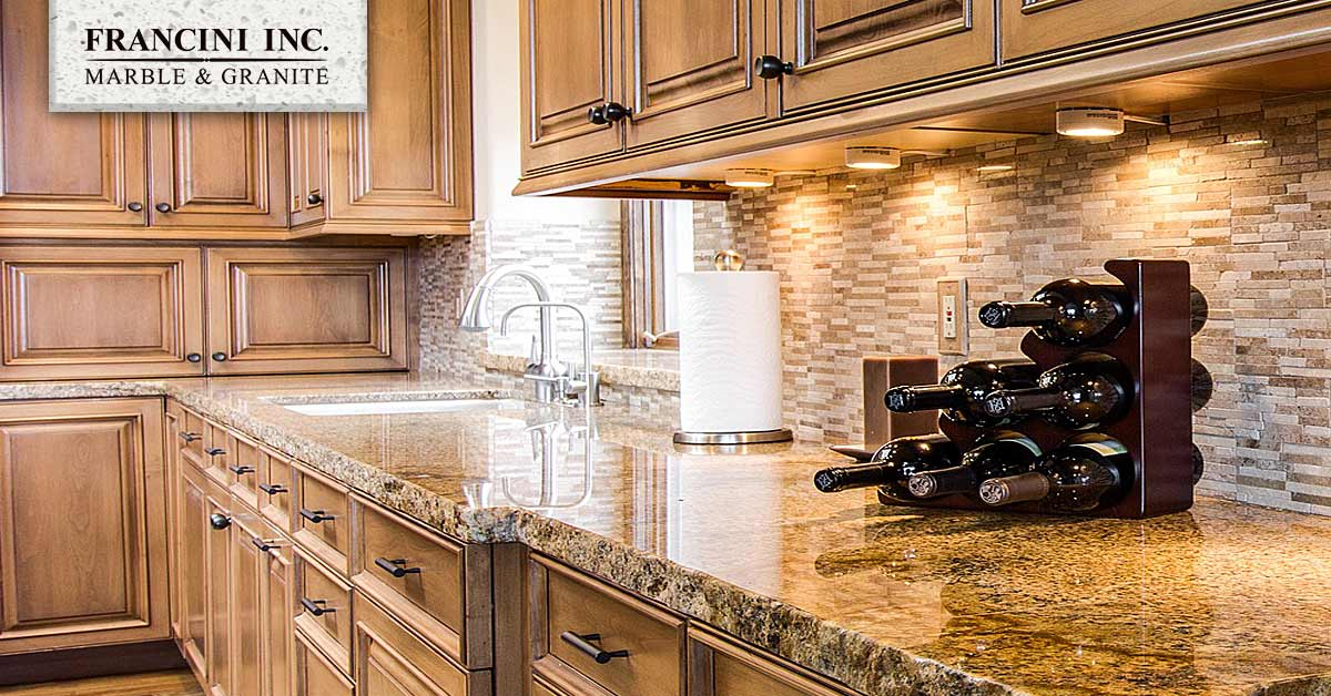 Matching your Kitchen Counter Top and Backsplash