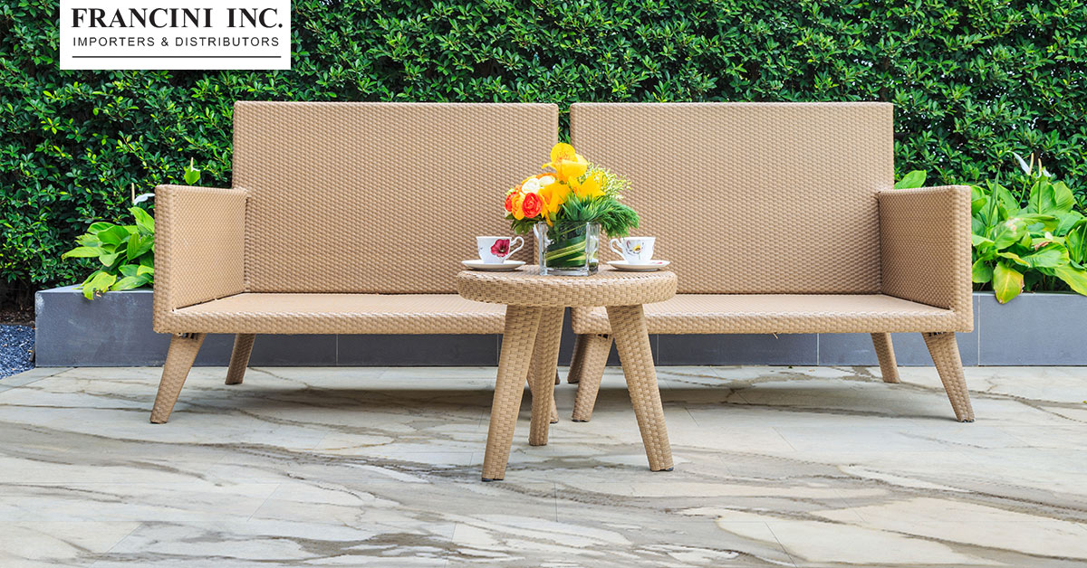 How to Create an Outdoor Oasis with Porcelain