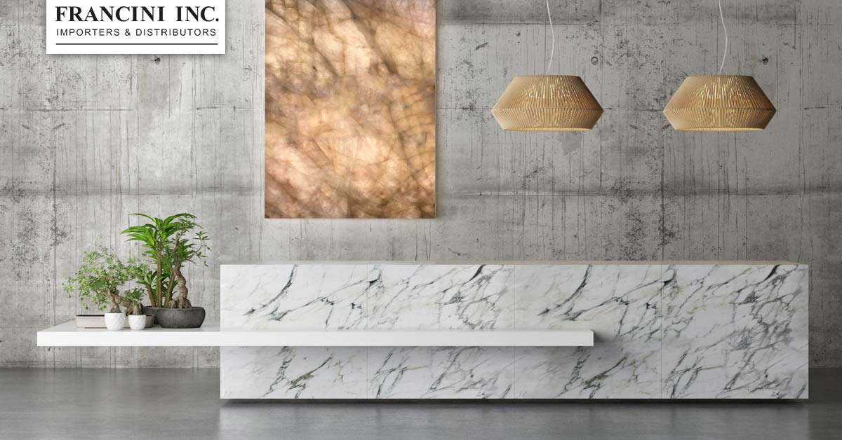 Add Character to Your Home or Business with Translucent Stone