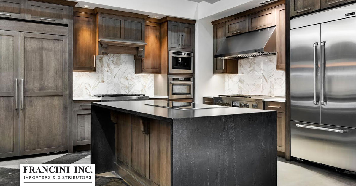 What Are The Different Types Of Stone Finishes And Do They Affect Maintenance Francini