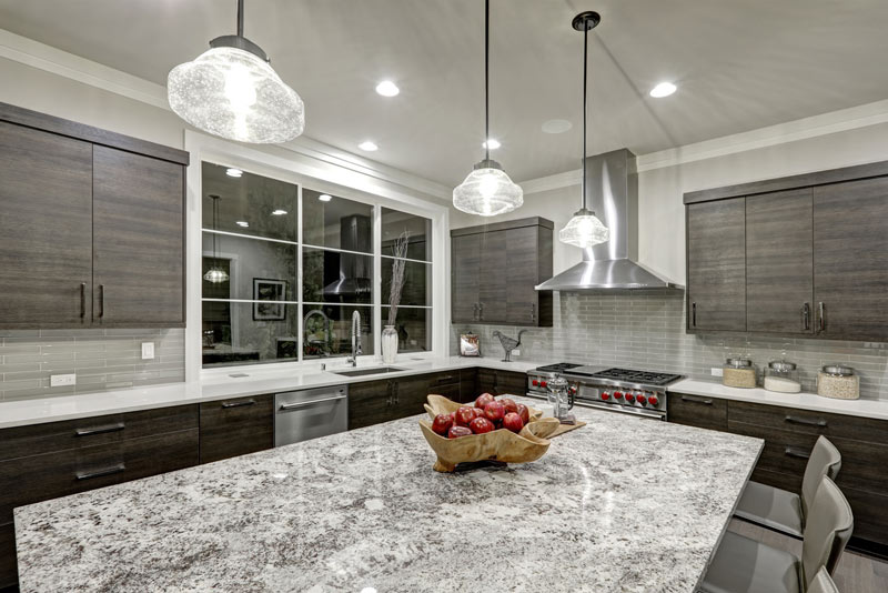 Introducing Granite Slabs at Francini's Newest Location in Denver, Colorado